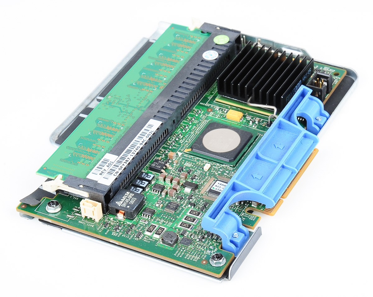 Dell FY387 Perc5i Pci-e SAS Raid Card