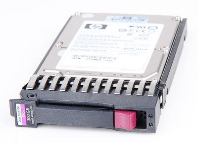 "HP 300 GB Dual Port 10K SAS 2.5"" Hot Swap Festplatte / Hard Disk - 493083-001"