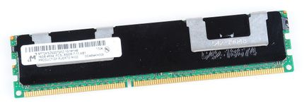 Micron 16GB 4Rx4 PC3L-8500R DDR3 Registered Server-RAM Modul REG ECC - MT72KSZS2G72PZ-1G1M1HE
