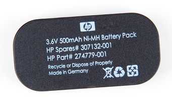 HP Smart Array Battery Pack for Smart Array E200 / 6i / 641 / 642 / 6402 / 6404 Controller - 307132-001