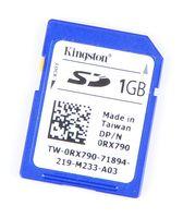 DELL iDRAC vFlash 1GB SD Card / Karte - 0RX790 / RX790