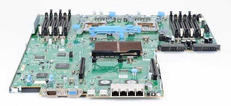 DELL PowerEdge R610 Mainboard / System Board -  0F0XJ6 / F0XJ6 – Bild 2