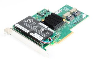 IBM ServeRAID MR10i Adapter RAID Controller 3G SAS / SATA - BBU, PCI-E - 43W4297 / 43W4342