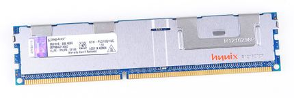 Kingston 16GB 4Rx4 PC3-8500R DDR3 Registered Server-RAM Modul REG ECC - KTH-PL310Q/16G