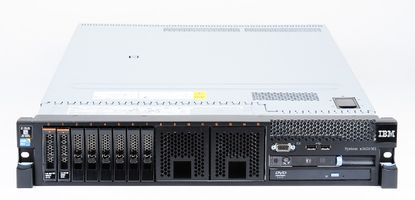 IBM System x3650 M3 Server 2x Xeon X5650 Six Core 2.66 GHz, 16 GB DDR3 RAM, 2x 146 GB SAS 10K