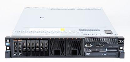 IBM System x3650 M3 Server 2x Xeon X5650 Six Core 2.66 GHz, 16 GB DDR3 RAM, 2x 146 GB SAS 10K