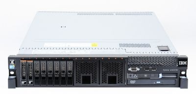IBM System x3650 M3 Server 2x Xeon X5690 Six Core 3.46 GHz, 16 GB DDR3 RAM, 2x 146 GB SAS 10K