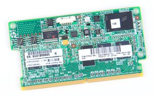 HP 1GB Flash Backed Write Cache (FBWC) Modul für P222, P420, P420i, P421 Controller - 633542-001
