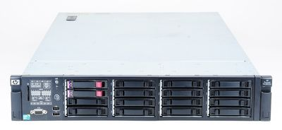 HP ProLiant DL380 G6 Server 2x Xeon L5630 Quad Core 2.13 GHz, 16 GB DDR3 RAM, 2x 146 GB SAS 10K