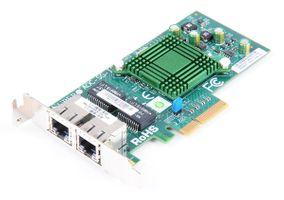 SuperMicro Dual Port Gigabit Netzwerkkarte / Network Adapter PCI-E - AOC-SG-I2 - low profile