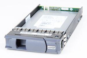 """NetApp 100 GB 3G SATA-to-SAS SSD 3.5"""" Hot Swap Festplatte - X441A-R5"""