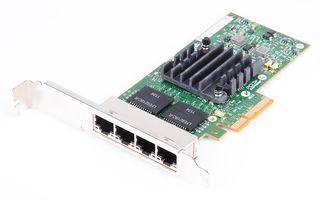 NetApp X1049B-R6 Quad Port Gigabit/s Netzwerkkarte PCI-E - 111-00865+A0