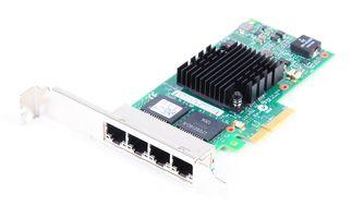 DELL i350-T4 Quad Port Gigabit Server Adapter / Netzwerkkarte PCI-E - 0THGMP / THGMP