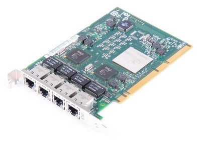 IBM 5740 Quad Port Gigabit Server Adapter / Netzwerkkarte PCI-X - 03N5444