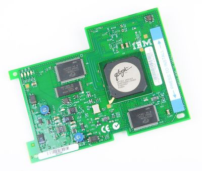 IBM 2 Gbit/s FC / Fibre Channel Expansion Card - BladeCenter HS20 / HS40 - 13N2208