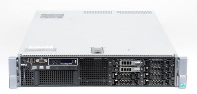 DELL PowerEdge R710 Server 2x Xeon X5675 Six Core 3.06 GHz, 16 GB DDR3 RAM, 2x 146 GB SAS 10K