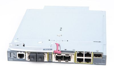 HP / Cisco 1 Gbit/s 3120G Blade Switch Modul - 451356-001 / WS-CBS3120G-S