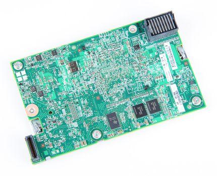 HP Smart Array P220i RAID Controller 6G SAS / 6G SATA - 512 MB FBWC Cache, Blade Card - 670026-001 – Bild 2