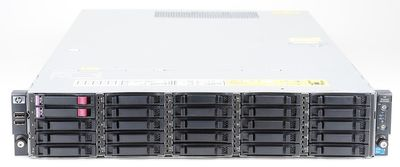 HP ProLiant SE326M1 Storage Server 2x Xeon E5645 Six Core 2.4 GHz, 16 GB DDR3 RAM, 2x 146 GB SAS 10K