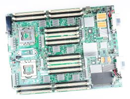 HP BL680C G7 A-side for E7-4800 / E7-8800, Server Mainboard / System Board - 644497-001