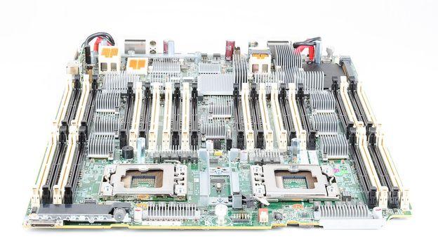 HP BL680c G7 Server Mainboard / System Board - 708067-001 – Bild 2