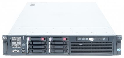 HP ProLiant DL380 G6 Server 2x Xeon E5645 Six Core 2.4 GHz, 16 GB DDR3 RAM, 2x 146 GB SAS 10K