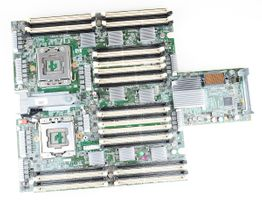 HP BL680C G7 B-side for E7-4800 / E7-8800, Server Mainboard / System Board - 644498-001