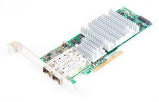 HP NC522SFP Dual Port 10 Gbit/s SFP+ Ethernet Server Adapter / Netzwerkkarte PCIe x8 - 468349-001