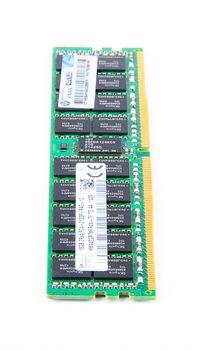 HP 16GB 2Rx4 PC4-2133P-R DDR4 Registered Server-RAM Modul R-DIMM REG ECC - 752369-081 / 774172-001 – Bild 3