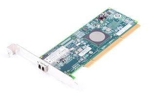 HP LP1150 Single Port 4 Gbit/s Fibre Channel / FC Host Bus Adapter / HBA, PCI-X - 410984-001