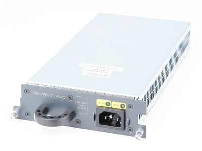 Cisco 750 Watt Netzteil / Power Supply - C3K-PWR-750WAC