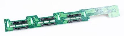 "Fujitsu 6x 2.5"" SAS Festplatten / Hard Disk Backplane Board - RX200 S6 - A3C40119325 / BP2-6X"