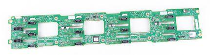 """Dell 12x 3.5"""" SAS Festplatten / Hard Disk Backplane Board - C6100 - 09K70F / 9K70F"""