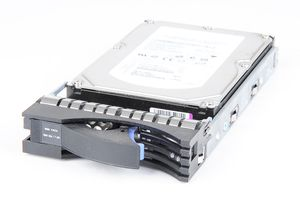 "IBM 500 GB 7.2K FC / Fibre Channel 3.5"" Hot Swap Festplatte / Hard Disk - 22R6341"