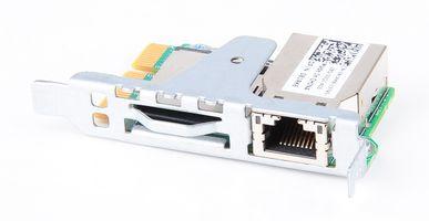 DELL PowerEdge iDRAC7 Enterprise Remote Access Card - R320, R420, R520 - 081RK6 / 81RK6