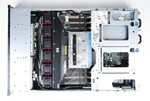 HP ProLiant DL380 G7 Server 2x Xeon L5640 Six Core 2.26 GHz, 16 GB DDR3 RAM, 2x 146 GB SAS 10K – Bild 8