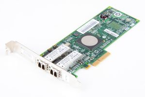 IBM 5774 Dual Port 4 Gbit/s FC Host Bus Adapter, PCI-E - 10N7255