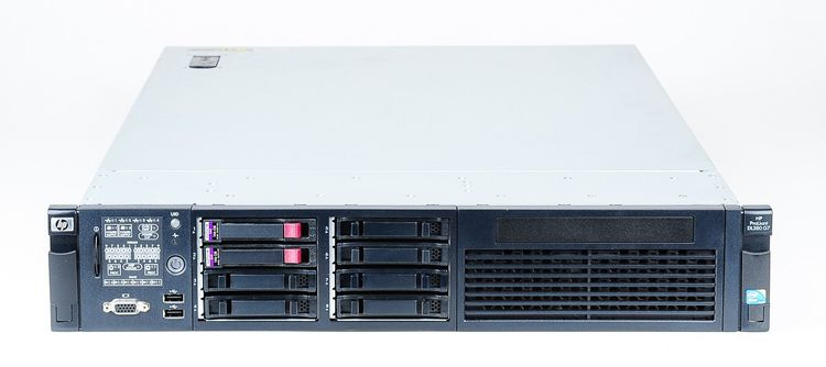 HP ProLiant DL380 G7 Server 2x Xeon X5650 Six Core 2.66 GHz, 16 GB DDR3 RAM, 2x 146 GB SAS 10K – Bild 3