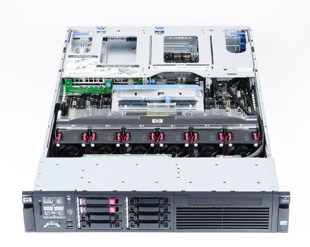 HP ProLiant DL380 G7 Server 2x Xeon X5650 Six Core 2.66 GHz, 16 GB DDR3 RAM, 2x 146 GB SAS 10K – Bild 6