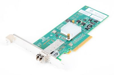DELL / Brocade 815 Single Port 8 Gbit/s Fibre Channel Host Bus Adapter / FC HBA, PCI-E -  0CDNPW / CDNPW