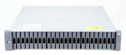 "NetApp DS2246 Disk Shelf inkl. 24x 900 GB 10K 2.5"" SAS Festplatten / Hard Disks - 21.6 TB"