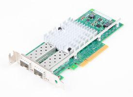 Intel X520-DA2 Dual Port 10 Gbit/s SFP+ Server Adapter / Netzwerkkarte PCI-E - E10G42BTDAG1P5 - low profile
