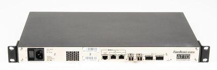 ATTO FibreBridge 6500N FC-to-SAS Bridge / Storage Controller - 2x 8 Gbit/s SFP+ FC, 2x 6G SAS - FCBR-6500-DN1