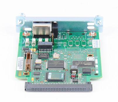 Cisco Single Port Multiflex Trunk Card Karte - VWIC2-1MFT-G703 – Bild 2