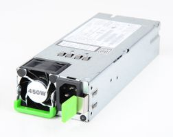Fujitsu 450 Watt Hot Swap Netzteil / Hot-Plug Power Supply - Primergy RX300 S7 / S8, RX350 S7 / S8 - S26113-E575-V52