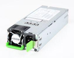 Fujitsu 450 Watt Hot Swap Netzteil / Hot-Plug Power Supply - Primergy RX300 S7 / S8, RX350 S7 / S8 - S26113-E575-V52