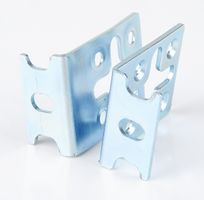 "Rackhalterung / Set of Rack Ears für 19"" Switch - 4-Punkt / Kreuz"