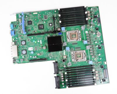 DELL PowerEdge R710 Mainboard / Motherboard / System Board -  00W9X3 / 0W9X3
