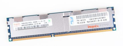 IBM 16GB 4Rx4 PC3L-8500R DDR3 Registered Server-RAM Modul REG ECC - 49Y1418