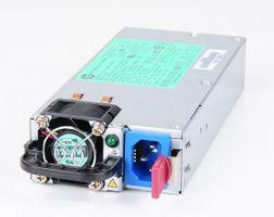 HP 1200 Watt Hot Swap Netzteil / Hot-Plug Power Supply - ProLiant DL360p / DL380p Gen8, DL560 Gen8 / Gen9 - 660185-001
